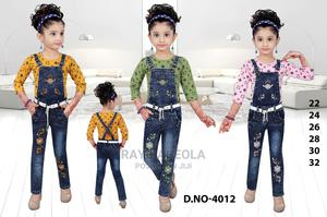 Dungarees. For Kids | Children's Clothing for sale in Abuja (FCT) State, Lugbe District