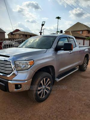 Toyota Tundra 2010 CrewMax Limited 5.7L Gray   Cars for sale in Lagos State, Amuwo-Odofin