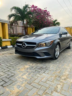 Mercedes-Benz CLA-Class 2016 Gray | Cars for sale in Lagos State, Lekki
