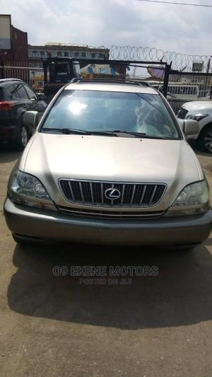Lexus RX 2003 Gold | Cars for sale in Lagos State, Isolo