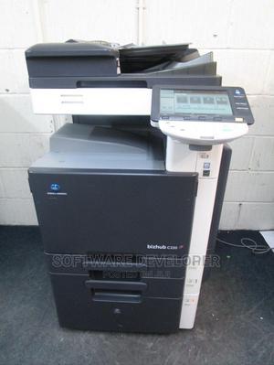 Clean Nigerian Used Konica Minolta Bizhub C220 Di Printer | Printers & Scanners for sale in Abuja (FCT) State, Central Business Dis