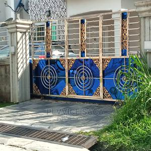 Stainless Steel Gate Half Cover   Doors for sale in Delta State, Sapele