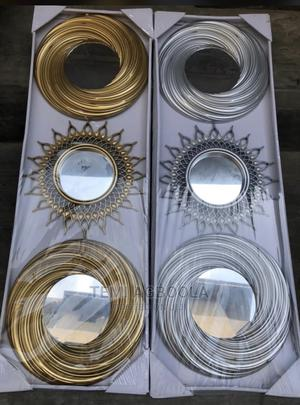 3pcs Decorative Wall Mirror | Home Accessories for sale in Lagos State, Ikeja