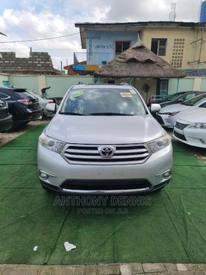 Toyota Highlander 2011 Limited Silver   Cars for sale in Lagos State, Ilupeju