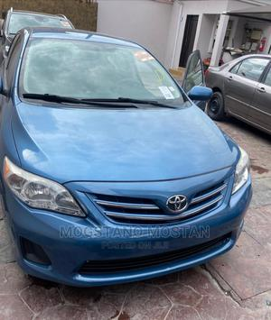 Toyota Corolla 2013 Blue | Cars for sale in Lagos State, Surulere