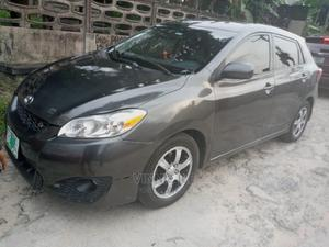 Toyota Matrix 2008 Gray   Cars for sale in Rivers State, Port-Harcourt