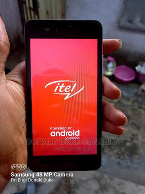 Itel A16 8 GB Gold   Mobile Phones for sale in Akwa Ibom State, Uyo