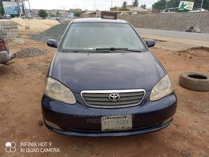 Toyota Corolla 2006 Blue   Cars for sale in Anambra State, Onitsha