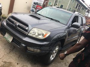 Toyota 4-Runner 2004 Sport Edition 4x4 Gray | Cars for sale in Lagos State, Surulere
