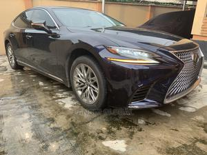 Lexus LS 2018 Blue | Cars for sale in Lagos State, Ikeja