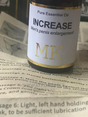 Mk Enlargement Oil | Sexual Wellness for sale in Lagos State, Alimosho