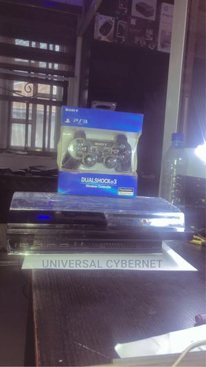 Playstation 3 With 4 Games and Single Controller | Video Game Consoles for sale in Benue State, Makurdi