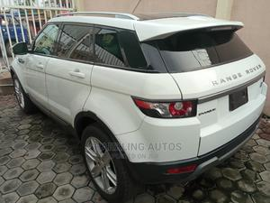 Land Rover Range Rover Evoque 2015 White | Cars for sale in Lagos State, Ikeja