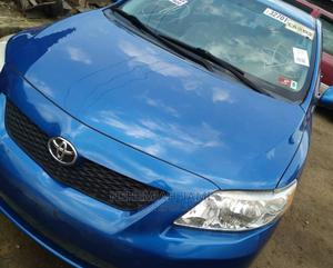 Toyota Corolla 2010 Blue   Cars for sale in Lagos State, Gbagada