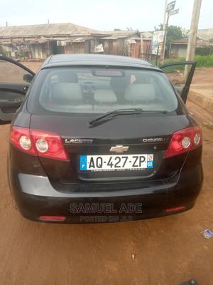 Chevrolet Lacetti 2005 Black | Cars for sale in Lagos State, Ifako-Ijaiye