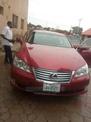 Lexus ES 2012 350 Red | Cars for sale in Abuja (FCT) State, Karu