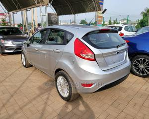 Ford Fiesta 2012 Silver   Cars for sale in Abuja (FCT) State, Jabi