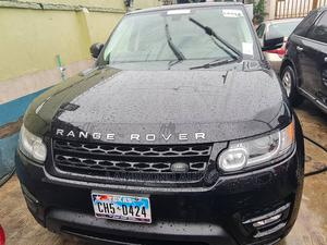 Land Rover Range Rover Sport 2014 Black | Cars for sale in Lagos State, Ogba