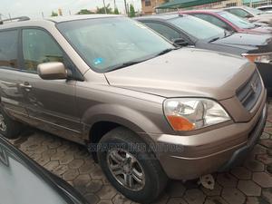 Honda Pilot 2004 Brown   Cars for sale in Lagos State, Ikeja
