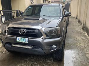 Toyota Tacoma 2012 Double Cab V6 Automatic Gray   Cars for sale in Lagos State, Ikeja