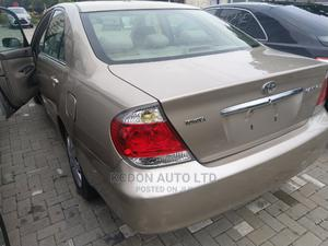 Toyota Camry 2005 Gold | Cars for sale in Lagos State, Victoria Island