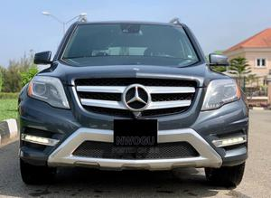 Mercedes-Benz GLK-Class 2014 350 Gray   Cars for sale in Abuja (FCT) State, Lokogoma