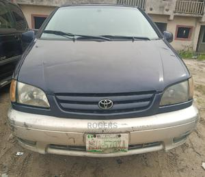 Toyota Sienna 2001 Blue | Cars for sale in Rivers State, Port-Harcourt