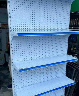 Single Side Supermarket Shelfs   Restaurant & Catering Equipment for sale in Lagos State, Alimosho