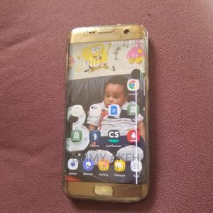 Samsung Galaxy S7 edge 64 GB Gold | Mobile Phones for sale in Oyo State, Ibadan