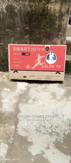49inches Smart TV | TV & DVD Equipment for sale in Lagos State, Ojo