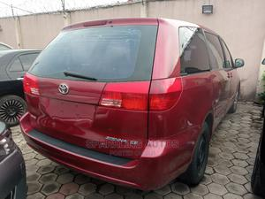 Toyota Sienna 2004 Red | Cars for sale in Lagos State, Ikeja