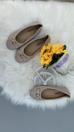 Beautiful Nude Flat Shoe  | Babies & Kids Accessories for sale in Abuja (FCT) State, Gwarinpa