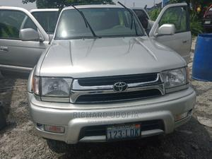 Toyota 4-Runner 2001 Silver | Cars for sale in Rivers State, Port-Harcourt