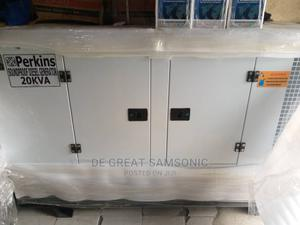 20kva Perkins Sound Proof Desiel Generator .   Electrical Equipment for sale in Lagos State, Ojo