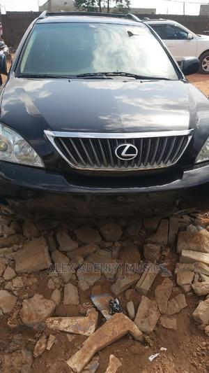 Lexus RX 2008 Black   Cars for sale in Lagos State, Ikotun/Igando