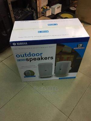 Yamaha Outdoor Speaker White | Audio & Music Equipment for sale in Lagos State, Ojo