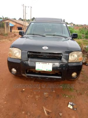 Nissan Frontier 2003 Black | Cars for sale in Ondo State, Akure