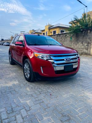 Ford Edge 2012 Red | Cars for sale in Lagos State, Lekki