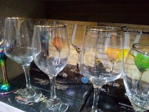 6pes Wine Glass | Kitchen & Dining for sale in Lagos State, Lagos Island (Eko)