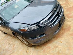 Honda Accord CrossTour 2011 EX-L AWD Gray | Cars for sale in Ogun State, Sagamu