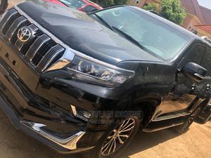 Toyota Land Cruiser Prado 2012 Black | Cars for sale in Lagos State, Alimosho