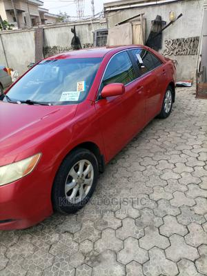 Toyota Camry 2007 Red | Cars for sale in Lagos State, Ojota