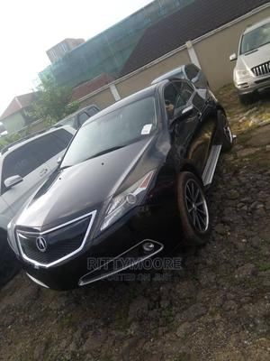 Acura ZDX 2013 Base AWD Black | Cars for sale in Lagos State, Amuwo-Odofin