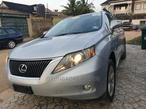 Lexus RX 2012 350 AWD Silver | Cars for sale in Lagos State, Alimosho