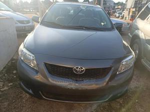 Toyota Corolla 2010 Gray   Cars for sale in Enugu State, Nsukka