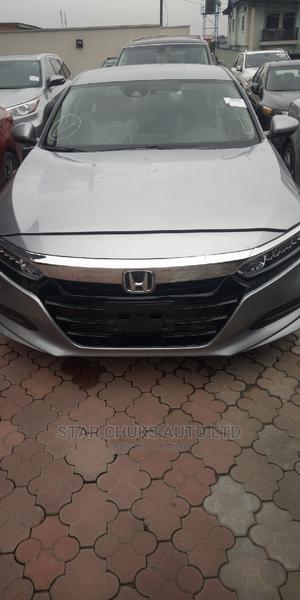Honda Accord 2018 EX-L 2.0T Gray | Cars for sale in Lagos State, Mushin