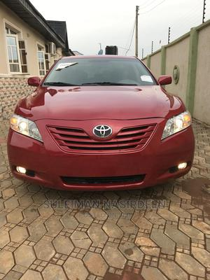Toyota Camry 2009 Red   Cars for sale in Ogun State, Ado-Odo/Ota
