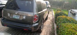 Honda Pilot 2006 LX 4x4 (3.5L 6cyl 5A) Green | Cars for sale in Abuja (FCT) State, Utako