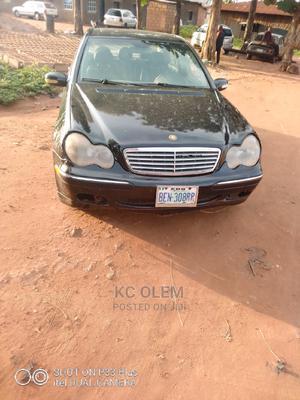 Mercedes-Benz C240 2001 Black | Cars for sale in Kogi State, Dekina