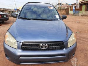 Toyota RAV4 2007 Blue | Cars for sale in Lagos State, Ifako-Ijaiye